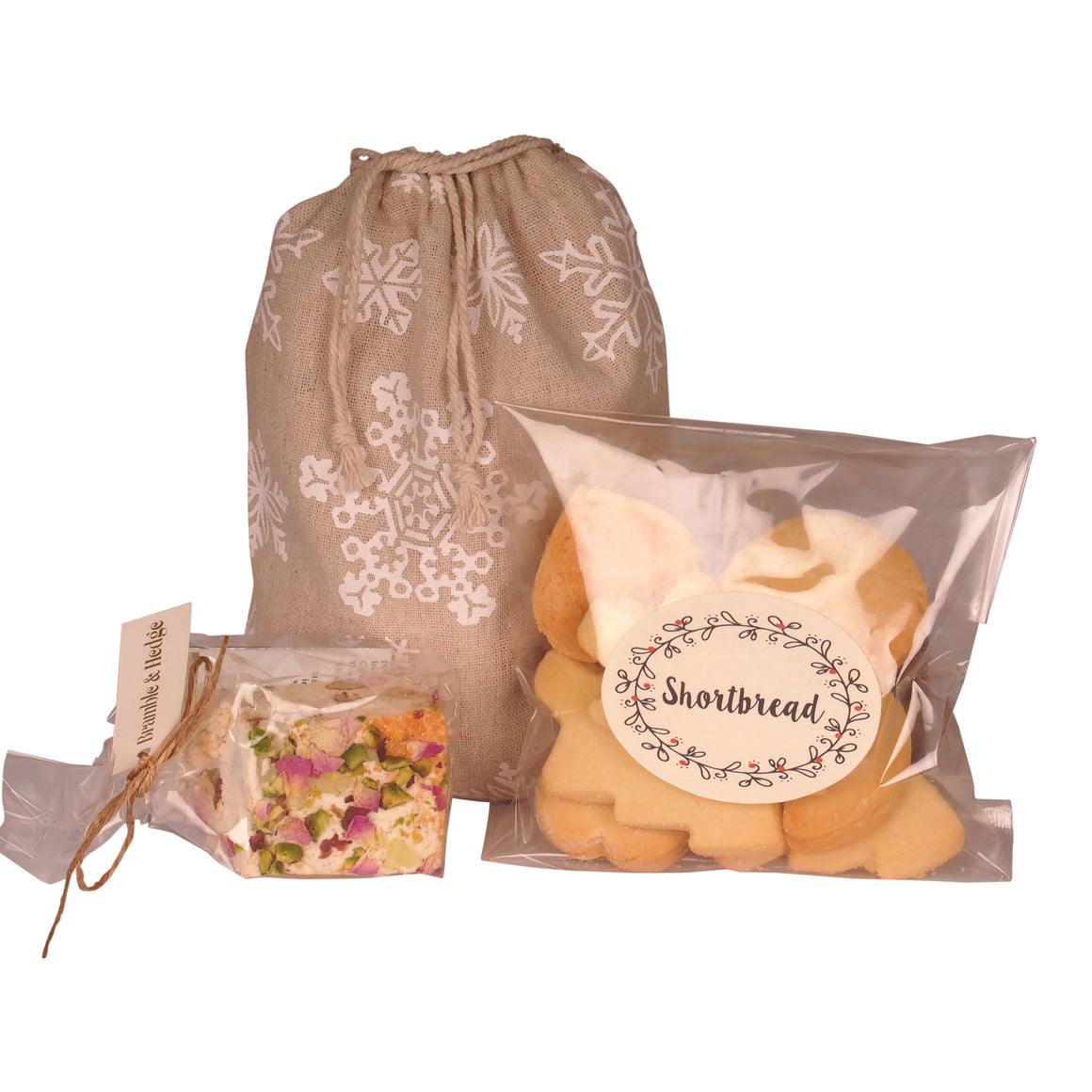 Shortbread & Nougat Bag