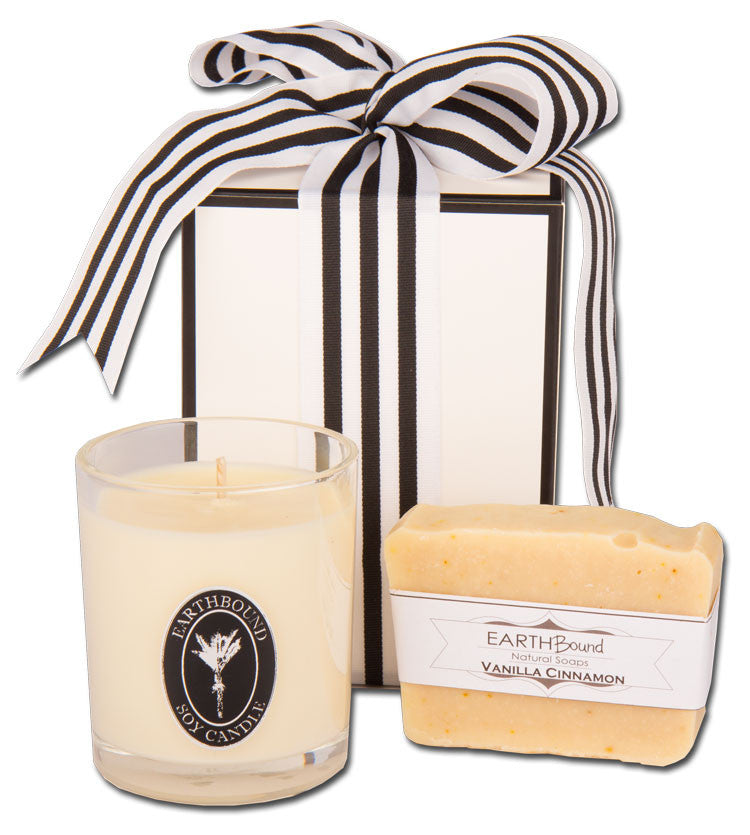 Soap & Candle Gift Box