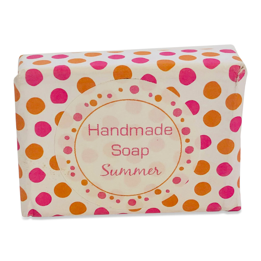 Handcrafted Soap - Summer - Minis