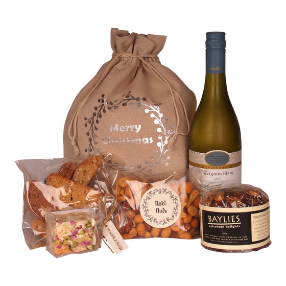 White Wine Goodie Bag