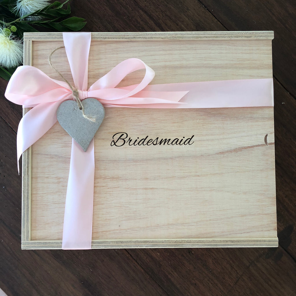 Bridal Party Generic Boxes