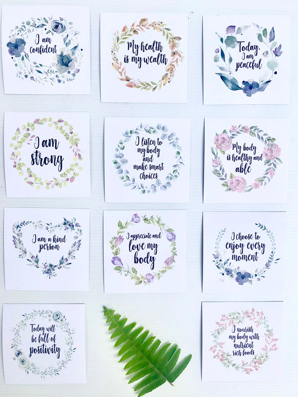 Affirmation Cards - Minis