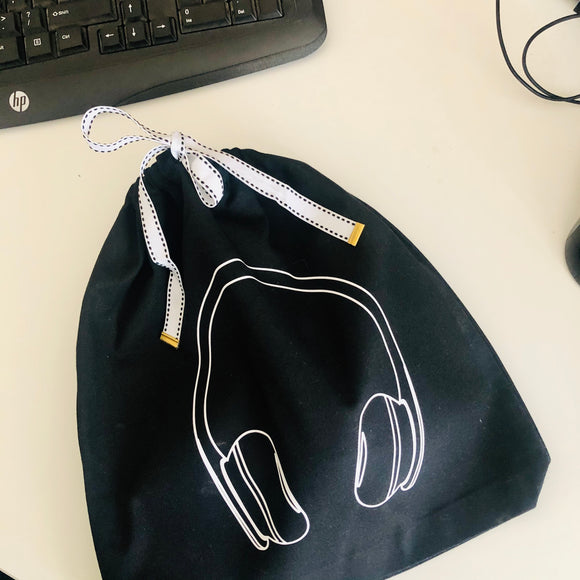 Head Phones Bag