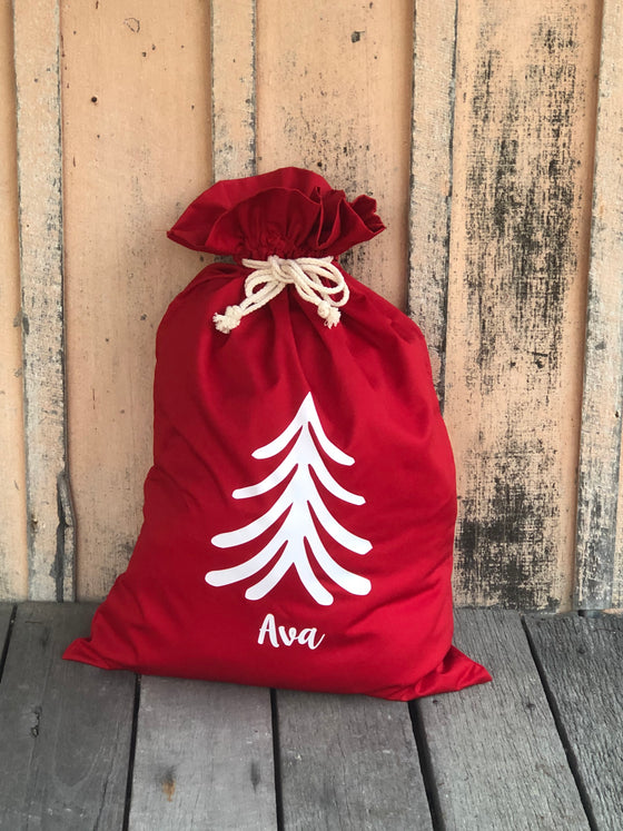 Santa Sacks - Christmas Tree