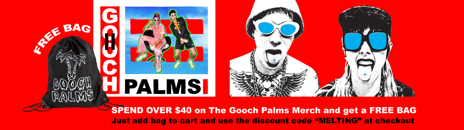 The Gooch Palms