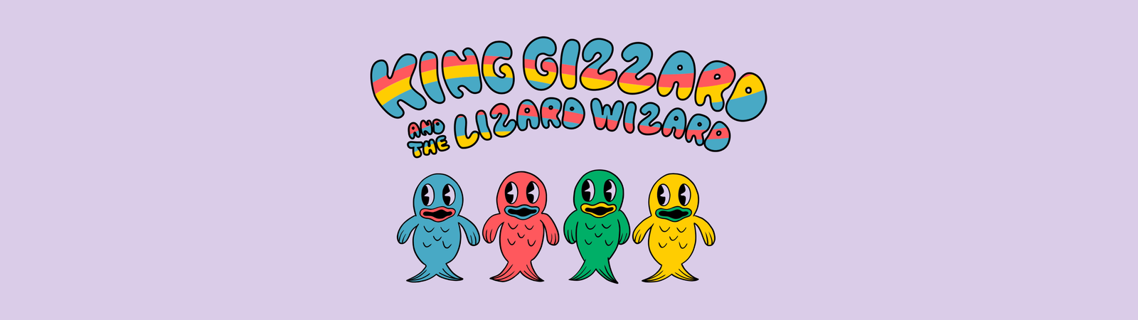 King Gizzard and The Lizard Wizard / Vinyl