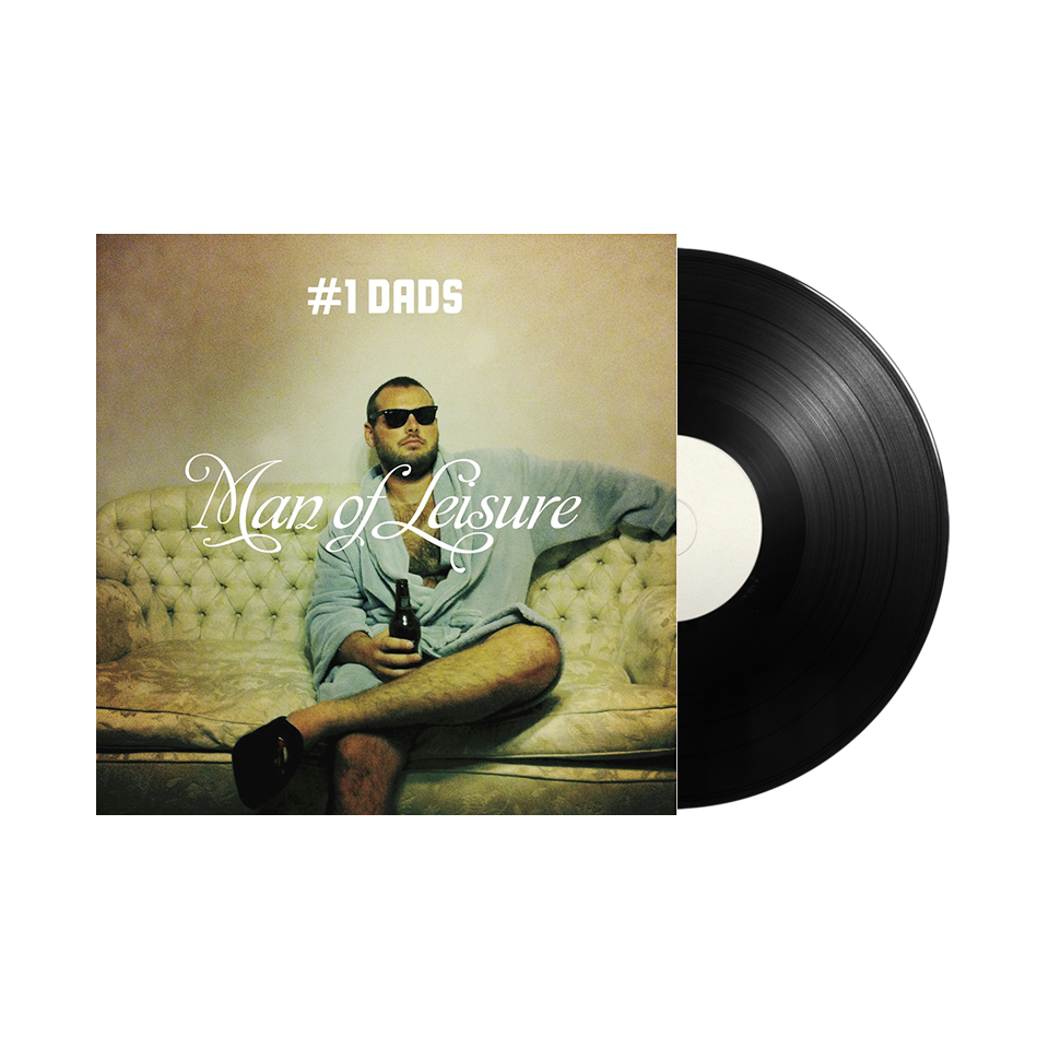 "#1 Dads / Man of Leisure 12"" Vinyl"