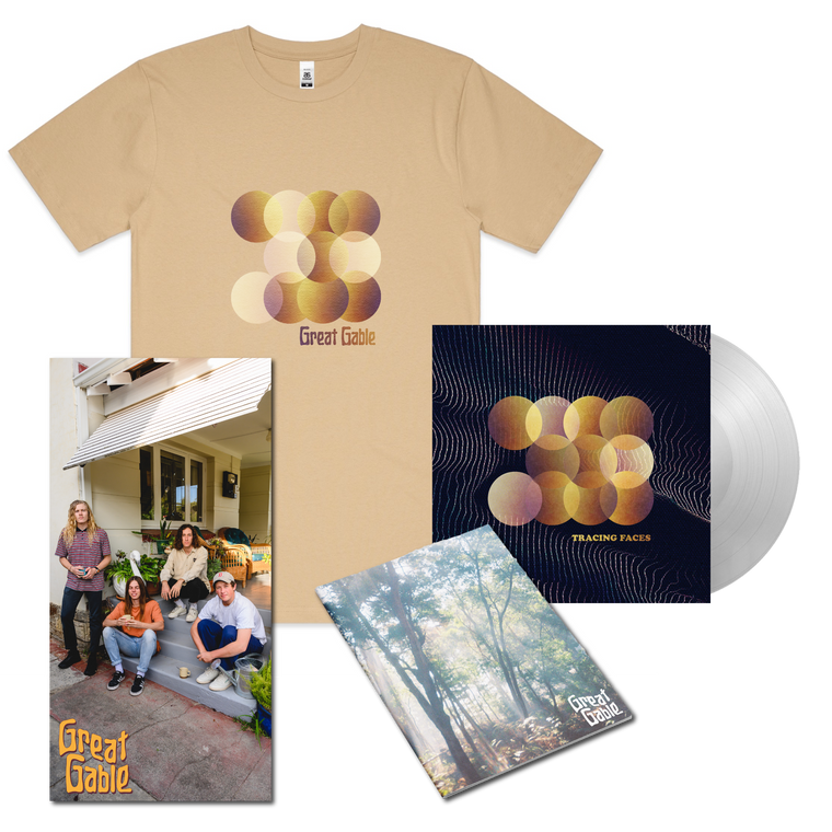 T-shirt bundle / Clear Vinyl