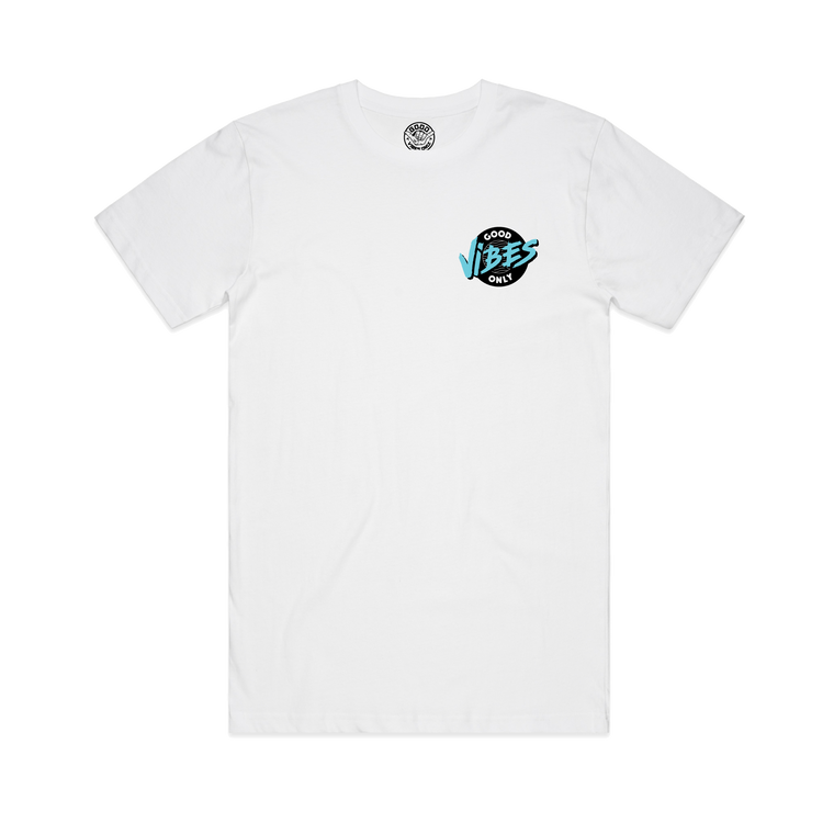 Retro Unisex T-Shirt / White