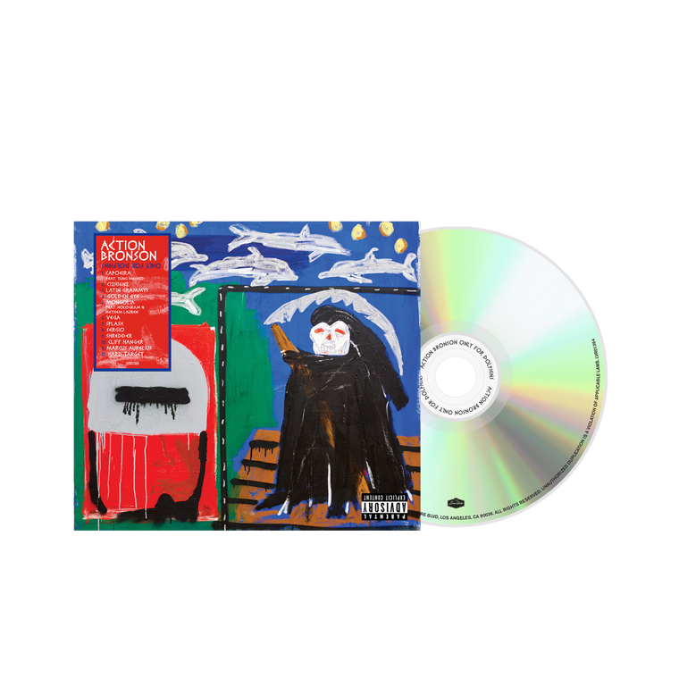 Action Bronson / 'Only For Dolphins' CD ***PRE-ORDER***