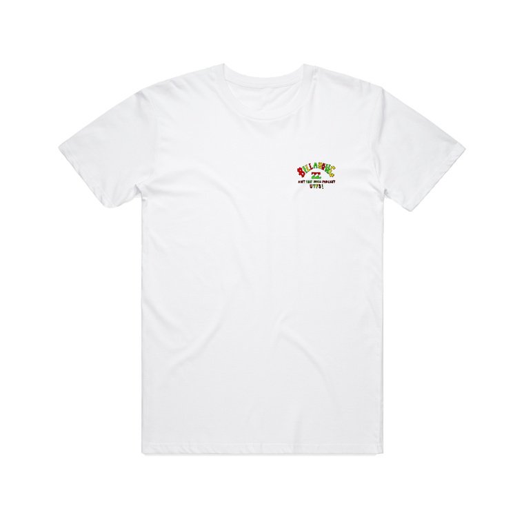 Aint That Swell / White T-shirt