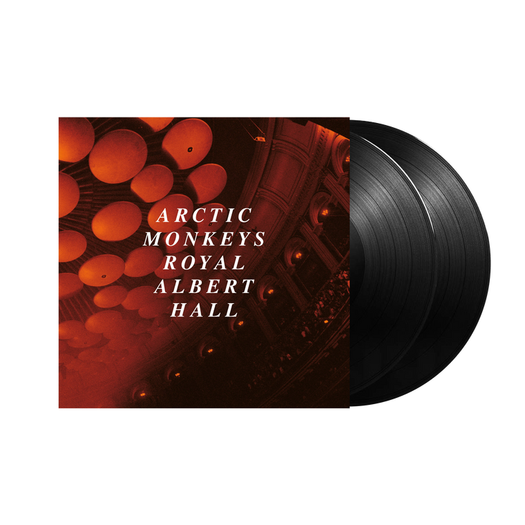 Arctic Monkeys / Live At The Royal Albert Hall 2xLP vinyl