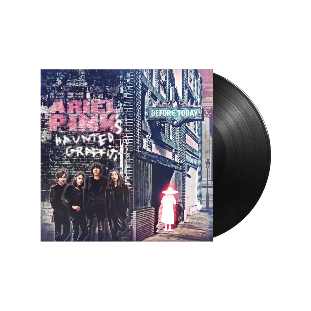 Ariel Pink's Haunted Graffiti / Before Today LP Vinyl