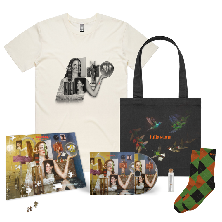 Julia Stone / Sixty Summers Premium CD Bundle