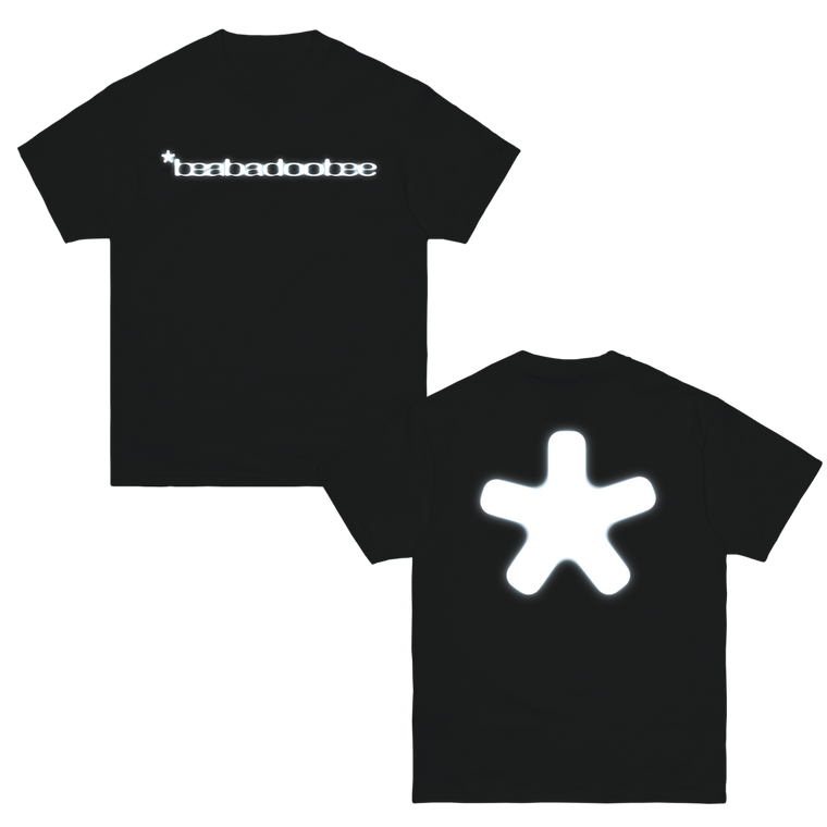 Bea Glow in the Dark / Black T-Shirt ***PRE ORDER***