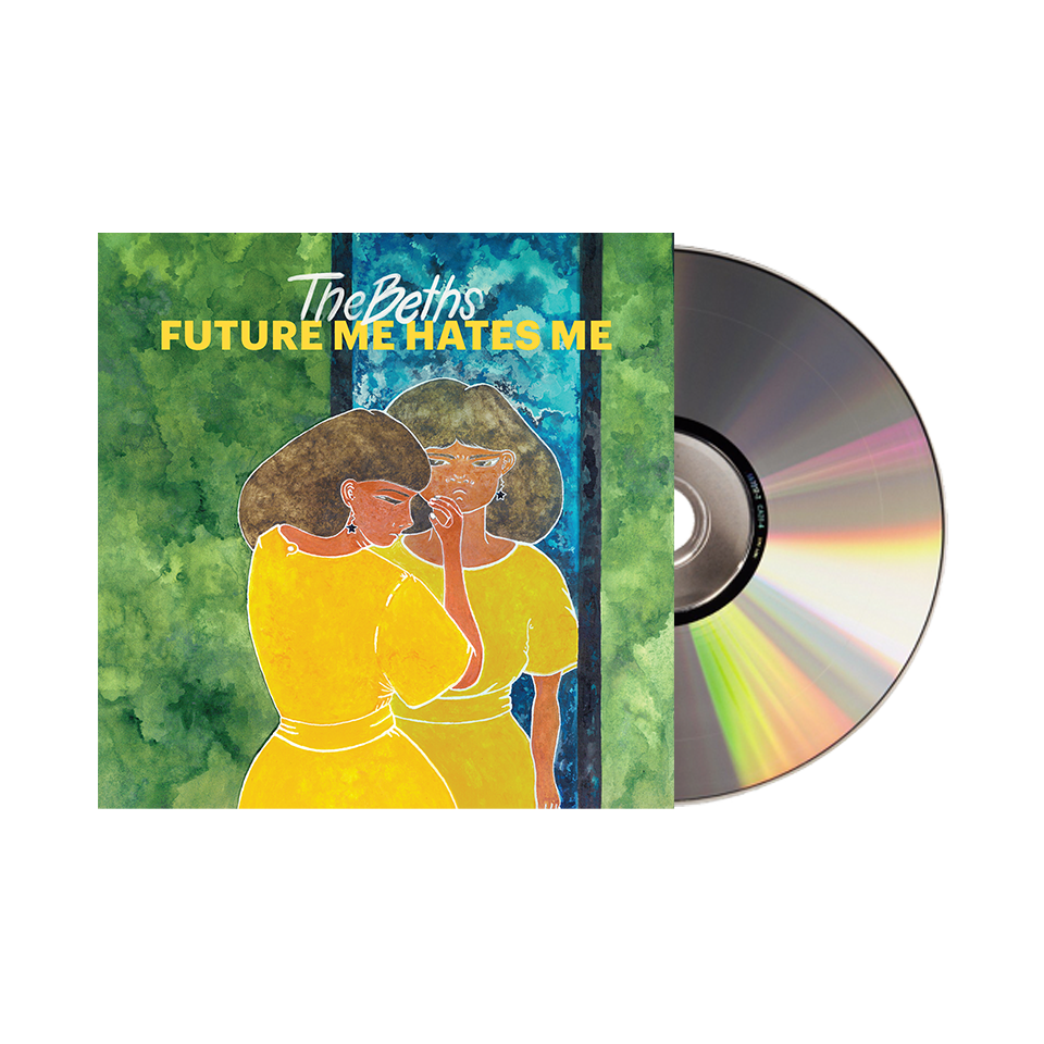 The Beths / Future Me Hates Me CD