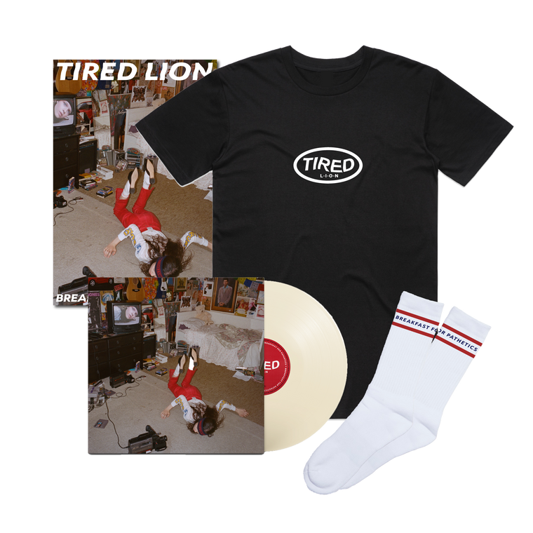 Breakfast For Pathetics / Vinyl Bundle ***PRE-ORDER***