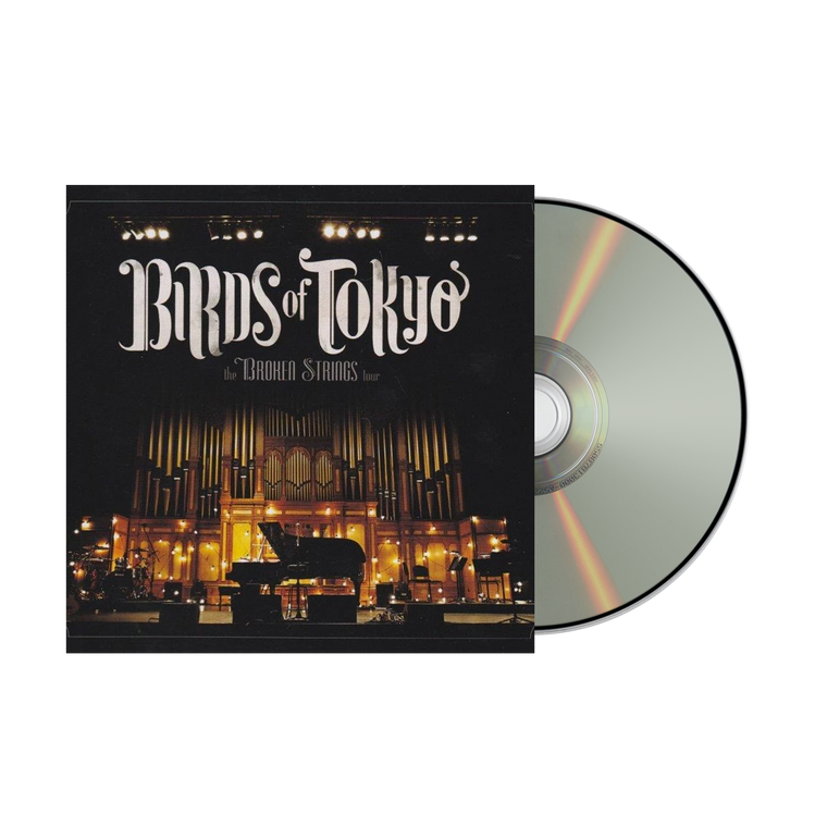 Broken Strings Live / 2x Deluxe CD