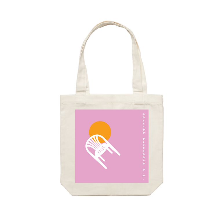 Summer / Natural Tote ***PRE-ORDER***