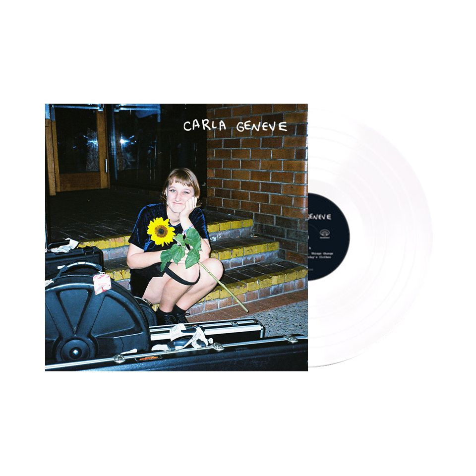 "Carla Geneve Extended EP / Self Titled 12"" Vinyl"