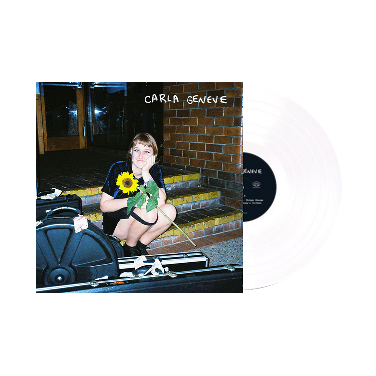 Carla Geneve Extended EP / Self Titled 12