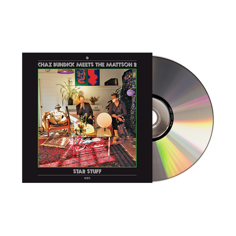 Chaz Bundick Meets The Mattson 2 / Star Stuff CD