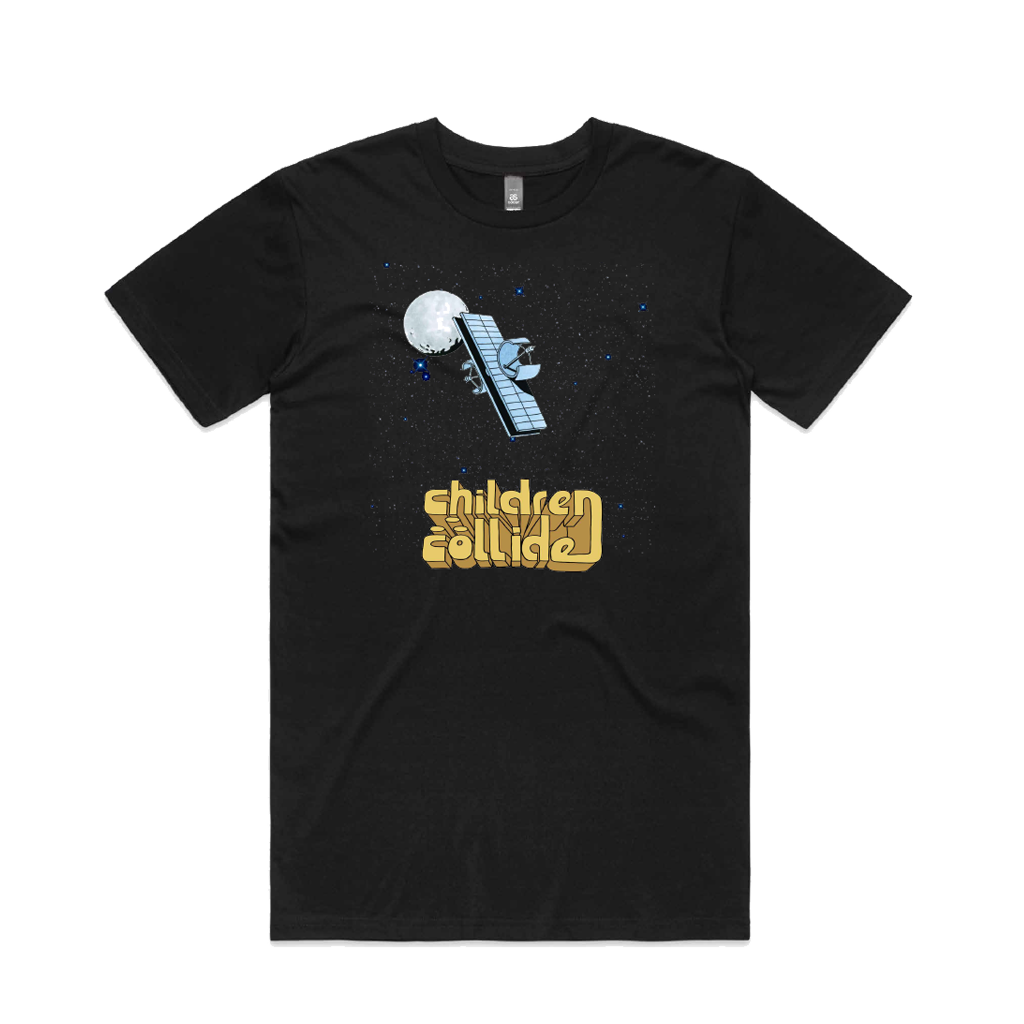 Children Collide / Black T-shirt