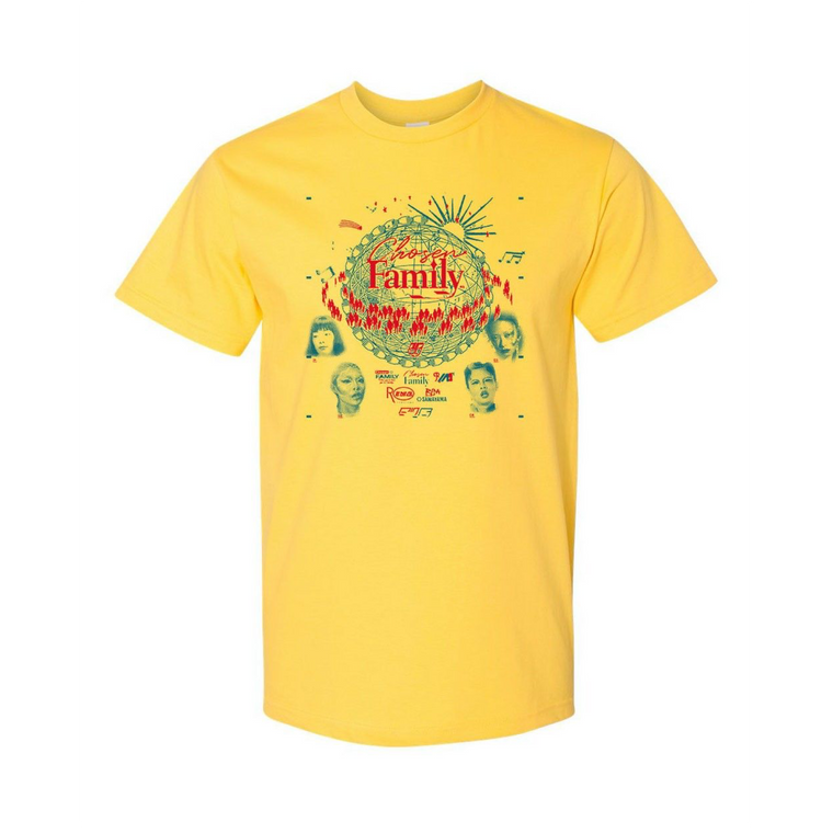 Rina Sawayama / Chosen Family Yellow T-shirt