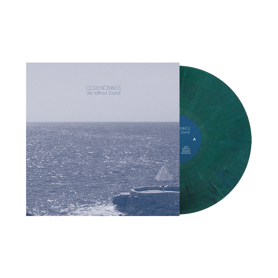 "Cloud Nothings / Life Without Sound Limited Edition 12"" Vinyl"
