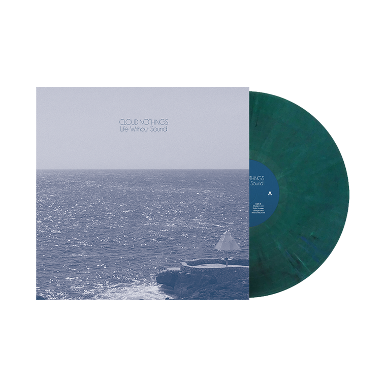 Cloud Nothings / Life Without Sound Limited Edition 12