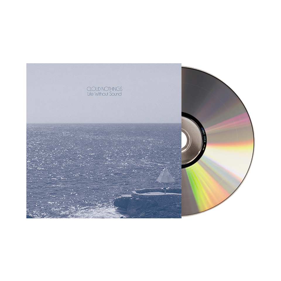 Cloud Nothings / Life Without Sound CD