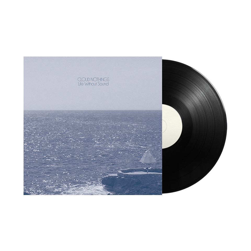 "Cloud Nothings / Life Without Sound 12"" Vinyl"