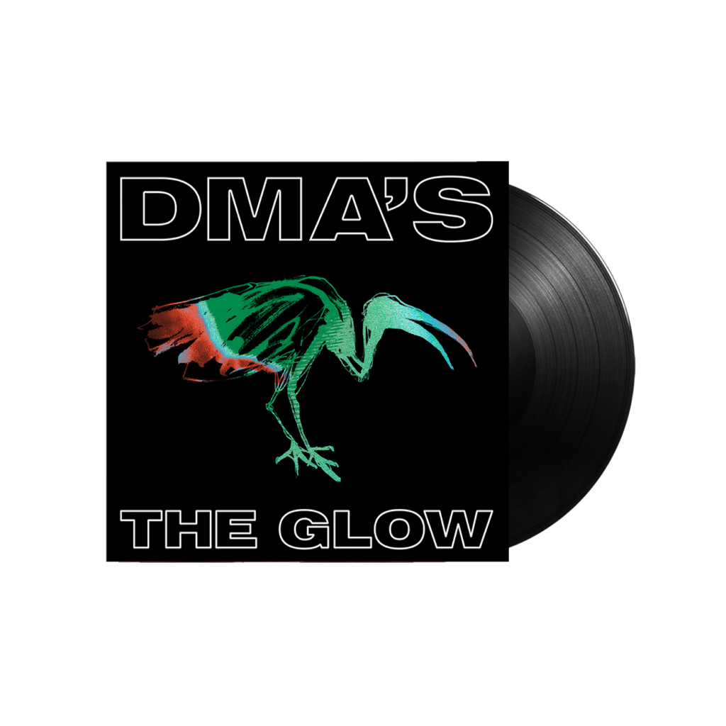 "DMA's / The Glow 12"" Black Vinyl"