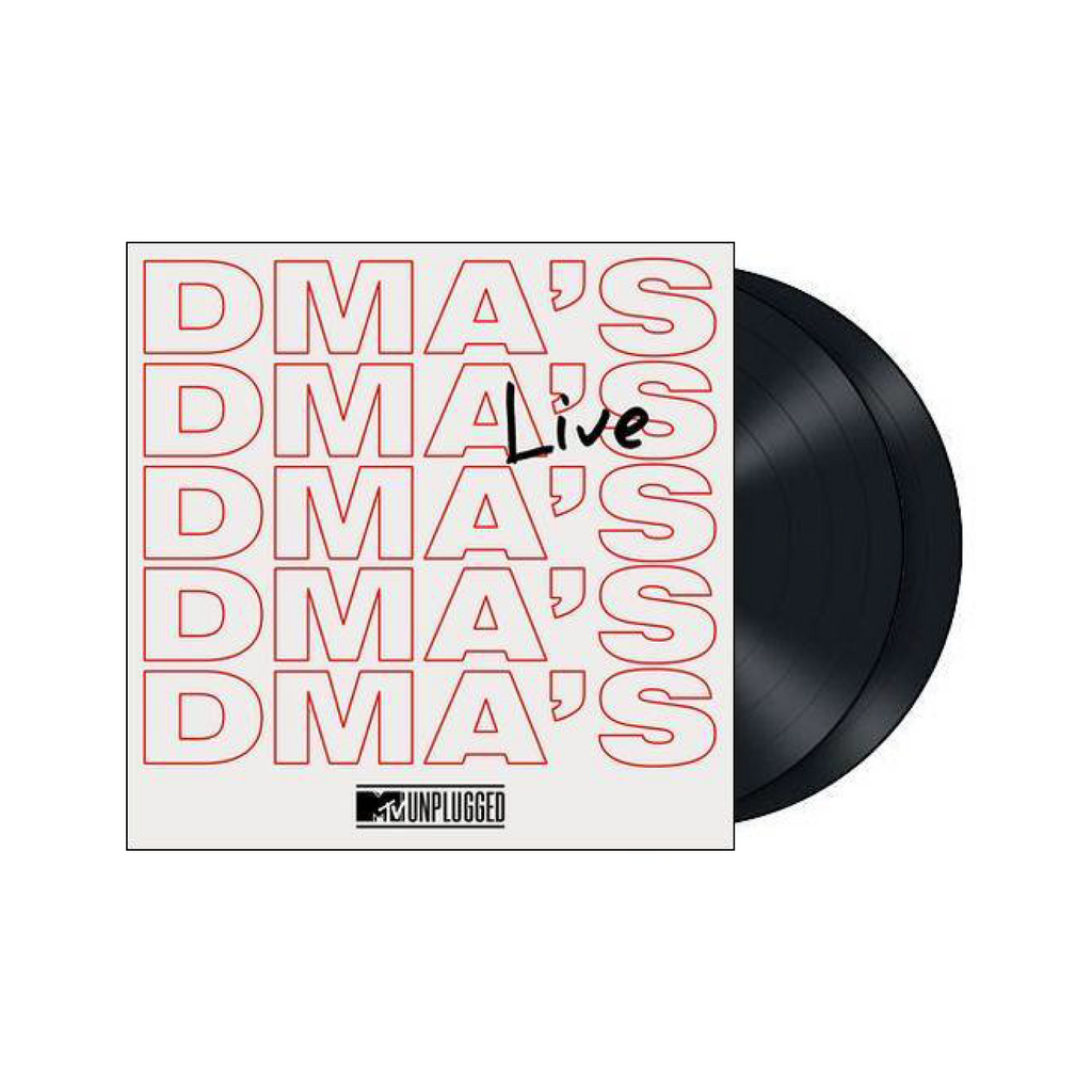 DMA's / MTV Unplugged (Live In Melbourne) 2x LP