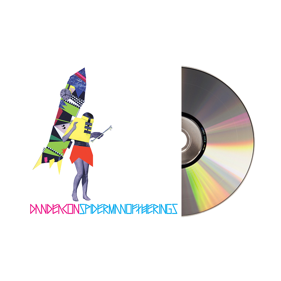 Dan Deacon / Spiderman of the Rings CD
