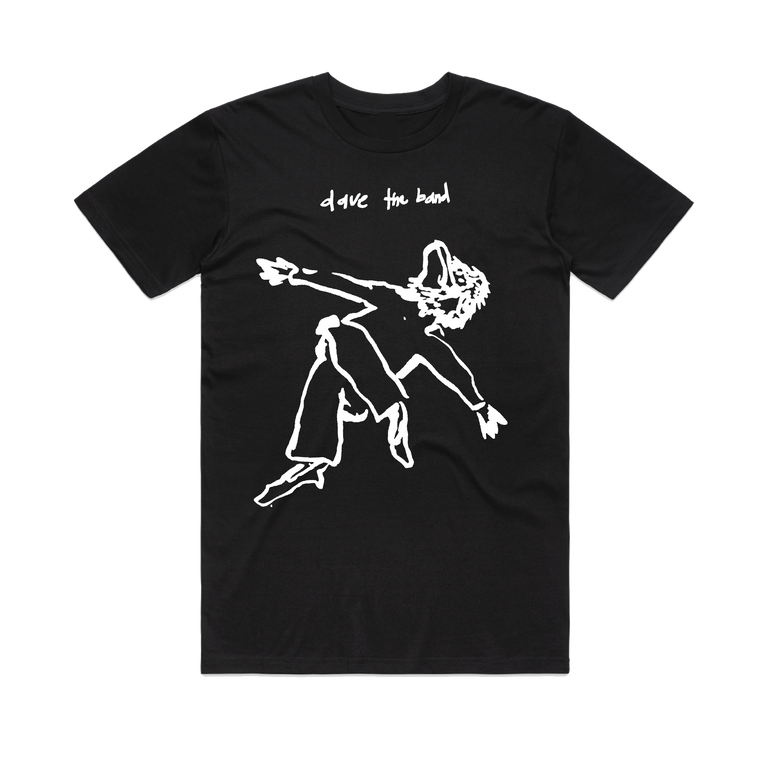 dave the band / Black T-shirt