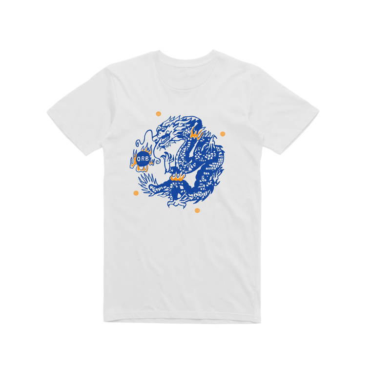 Dragon / White T-shirt