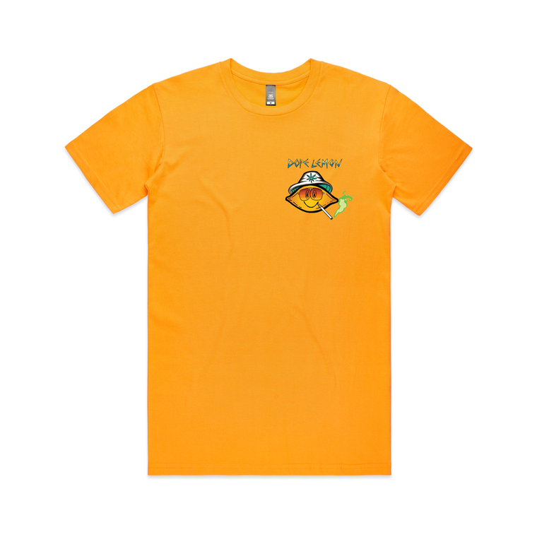 Fear and Loathing / Gold T-Shirt