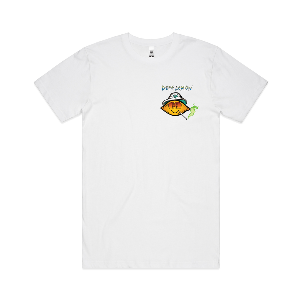 Fear and Loathing / White T-Shirt