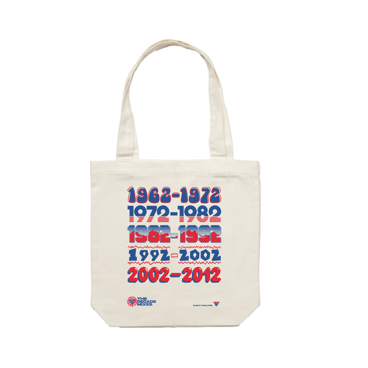 Decades / Tote Bag ***PRE-ORDER***