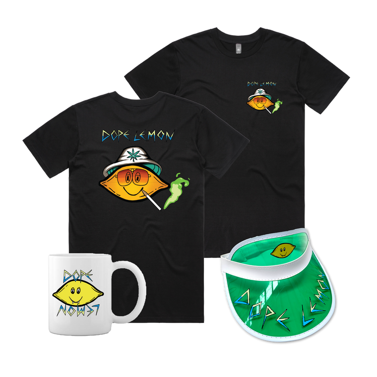 Fear and Loathing Tee / Mug / Visor Bundle