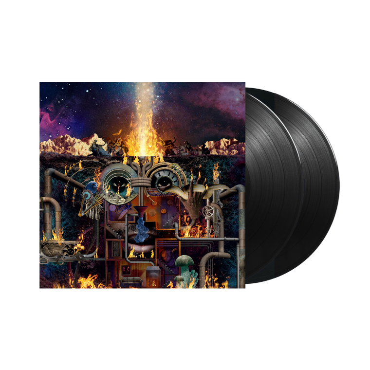 Flying Lotus / Flamagra Black 2xLP