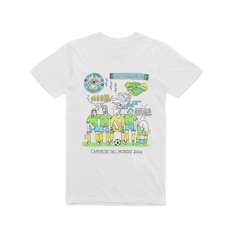 Football Club  / White T-shirt