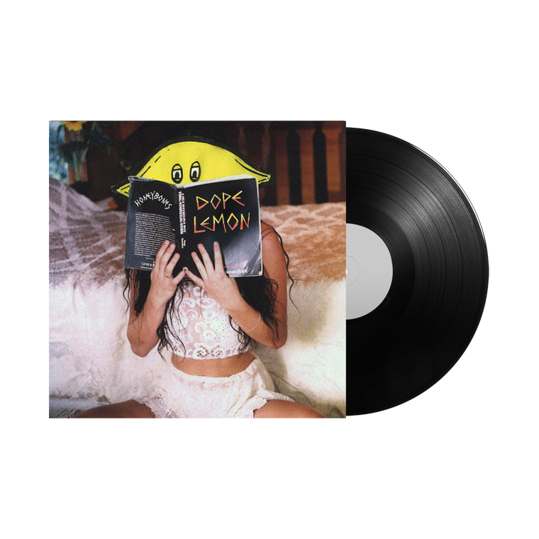 'Honey Bones' / LP 12