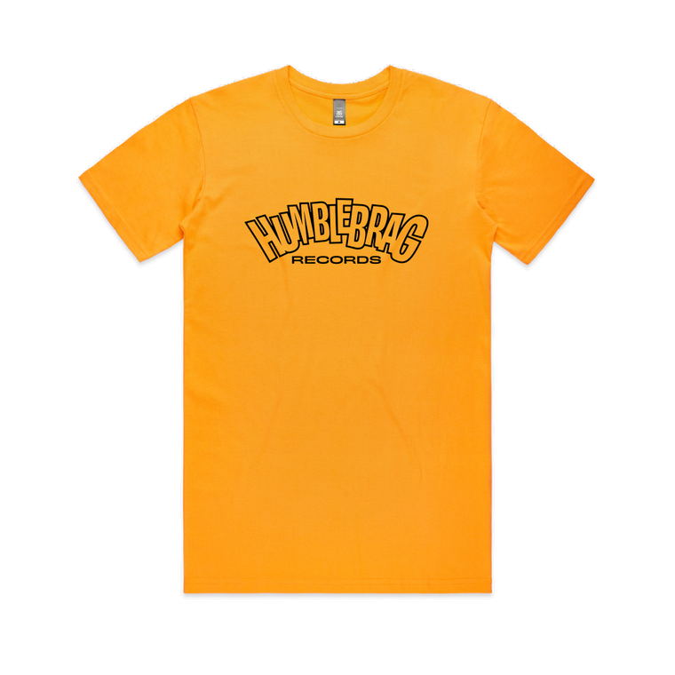 Logo / Gold T-shirt