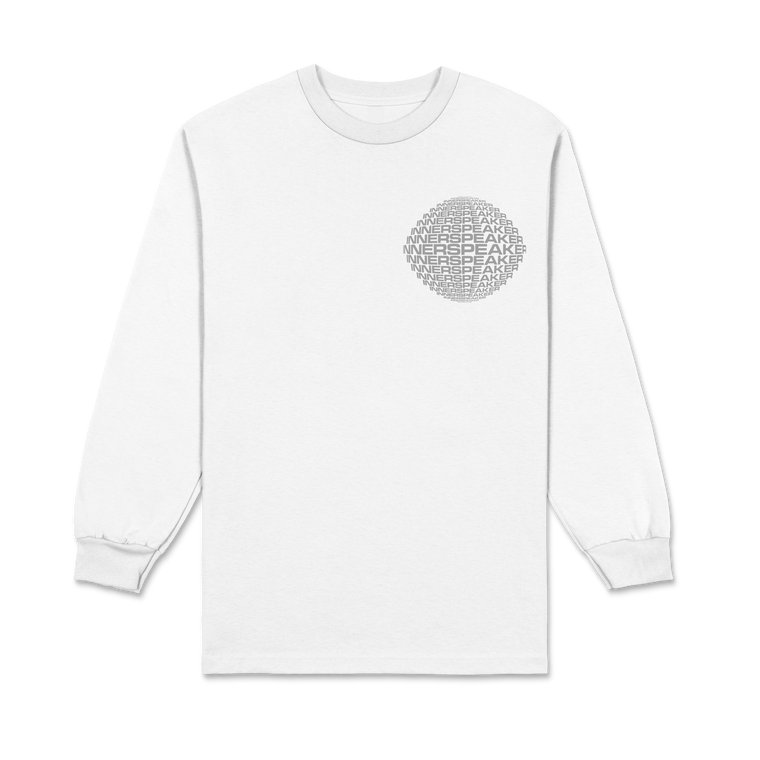 Inner Long / White Long Sleeve T-shirt
