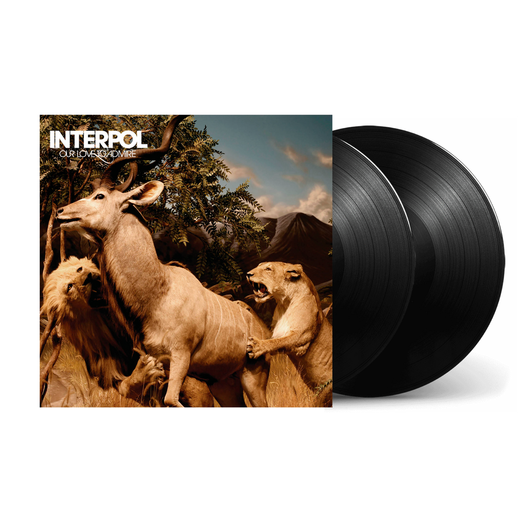 Interpol / Our Love To Admire 2xLP