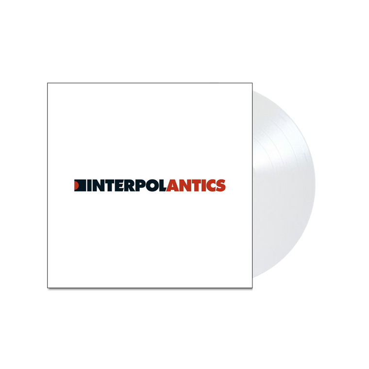 Interpol / Antics LP Vinyl
