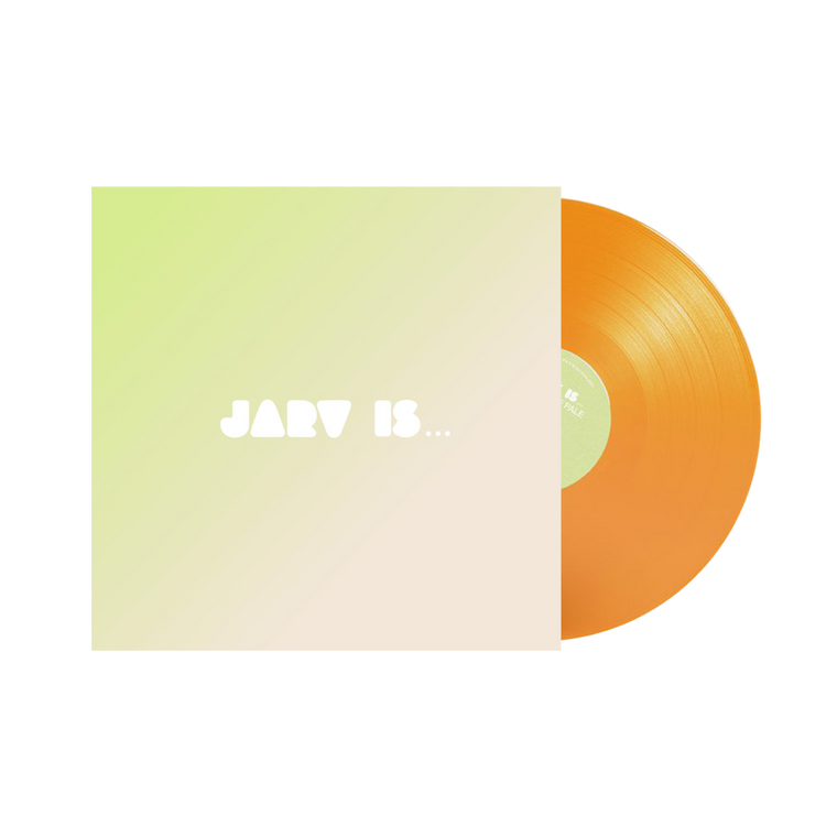 JARV IS... / Beyond The Pale LP Vinyl (Limited Clear Orange Vinyl)
