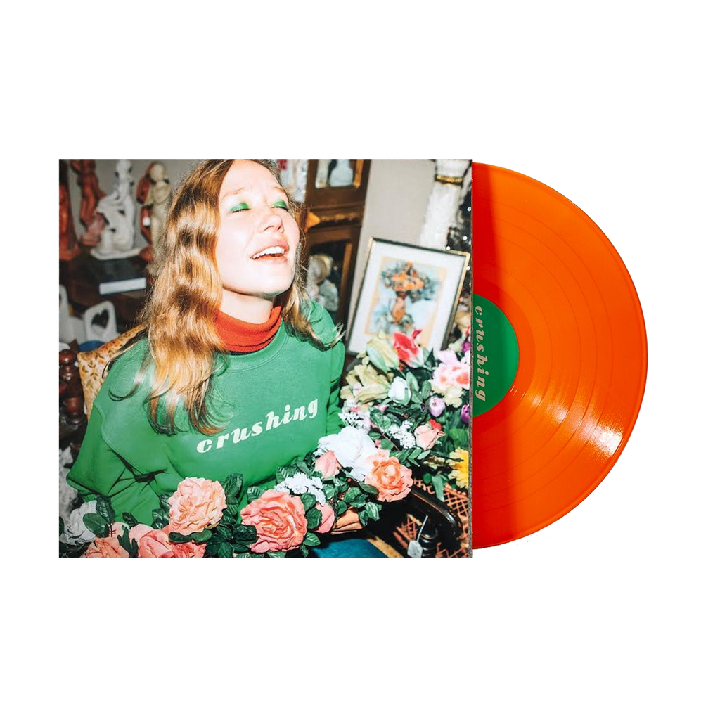 Crushing / Orange Vinyl LP